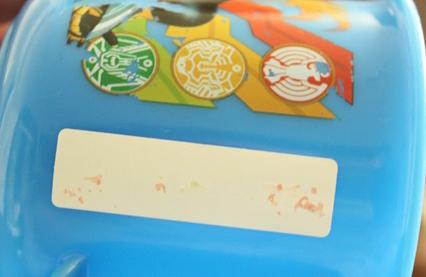 【入園入学】自作のおまえラベルVS注文お名前シール!安いのは?耐久性も検証してみた