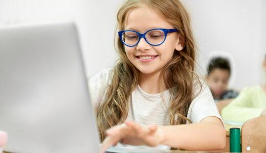 GIGAスクールでブルーライトカットのPCメガネは使用してもいいのか学校に確認しました!